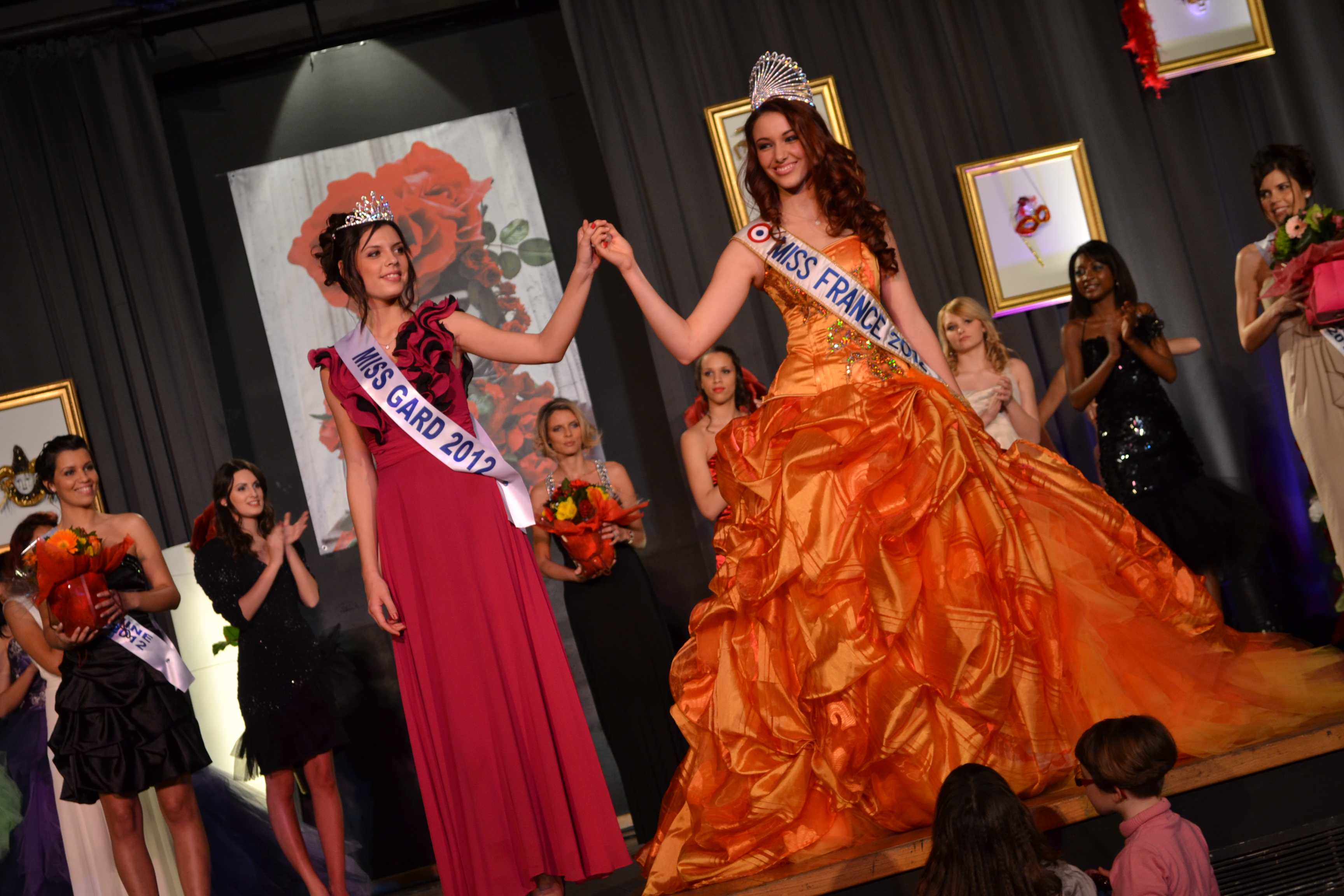 Photo of MISS GARD 2012 : CHARLOTTE MUSSARD DÉCROCHE LA COURONNE
