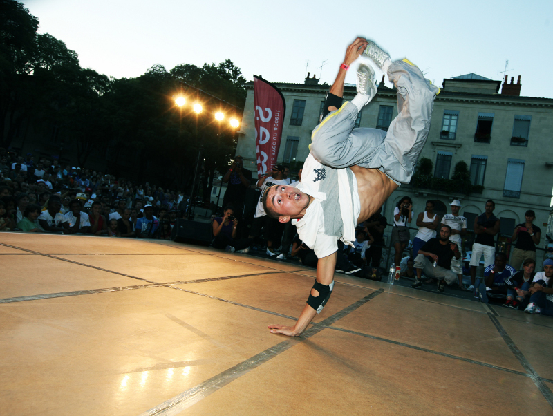 Photo of BATTLE OF THE YEAR 2012 : LA « CRÈME » DU « BREAKDANCE » À NÎMES CET ÉTÉ !