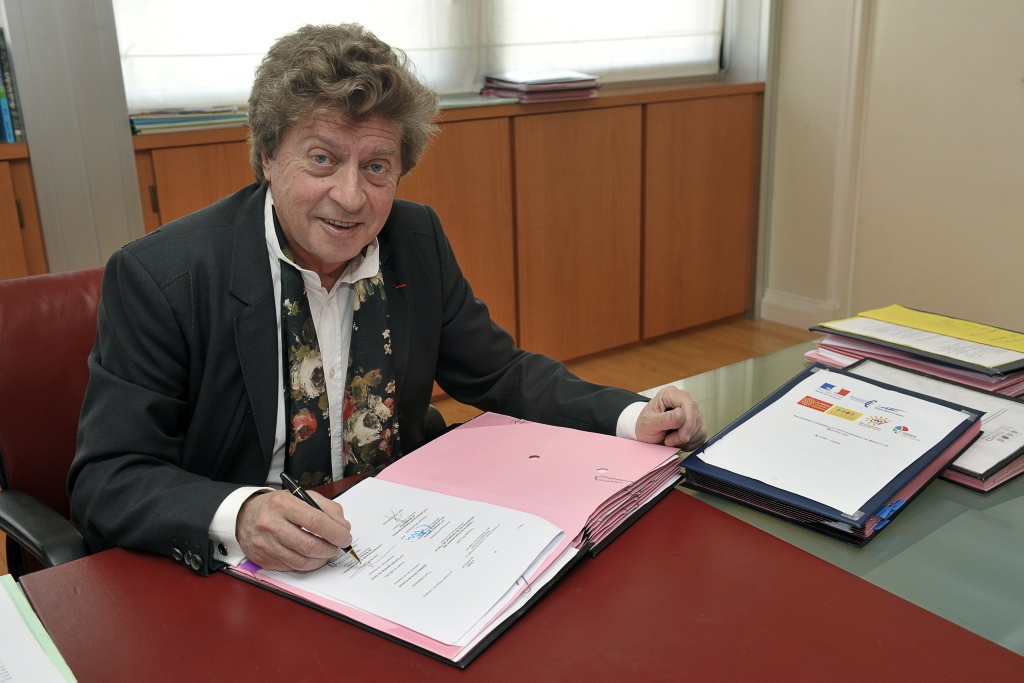 Photo of GARD/TRANSPORT : DAMIEN ALARY FINALISE L'ACCORD POUR LE CNM