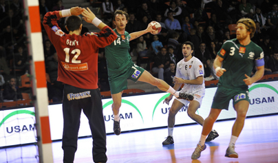 Photo of HAND, D1 : L'USAM BAT MONTPELLIER ET FAIT SENSATION !