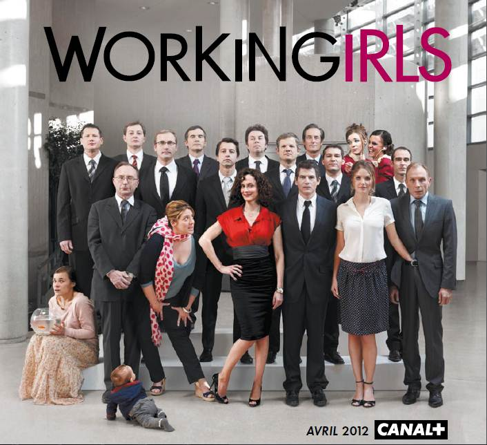 Photo of « WORKINGIRLS », LA NOUVELLE SÉRIE « AU VITRIOL » DE CANAL +, CO-ÉCRITE PAR UNE GARDOISE