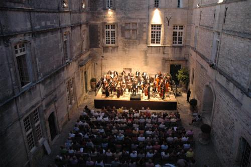 Photo of VILLEVIEILLE : 43ème édition du festival musical, du 29 juillet au 09 septembre 2012