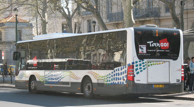 Photo of NÎMES Tentative d'agression sur un chauffeur de bus Tango à Pissevin