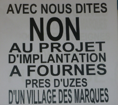 Photo of VILLAGE DES MARQUES : Les commerçants d'Uzès reçus à la mairie