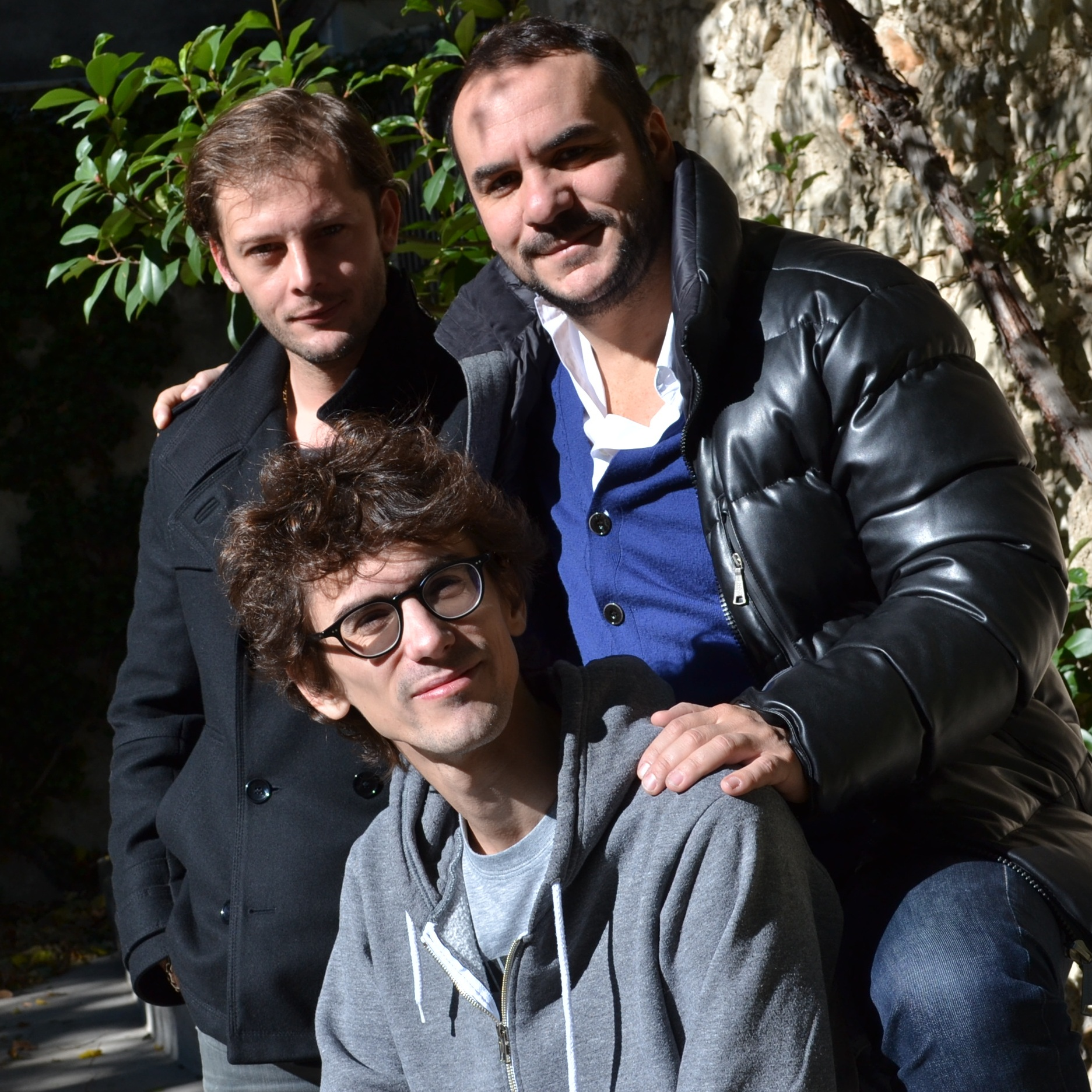 Photo of NÎMES François-Xavier Demaison, Nicolas Duvauchelle et Hugo Gélin, « On the road again ! »