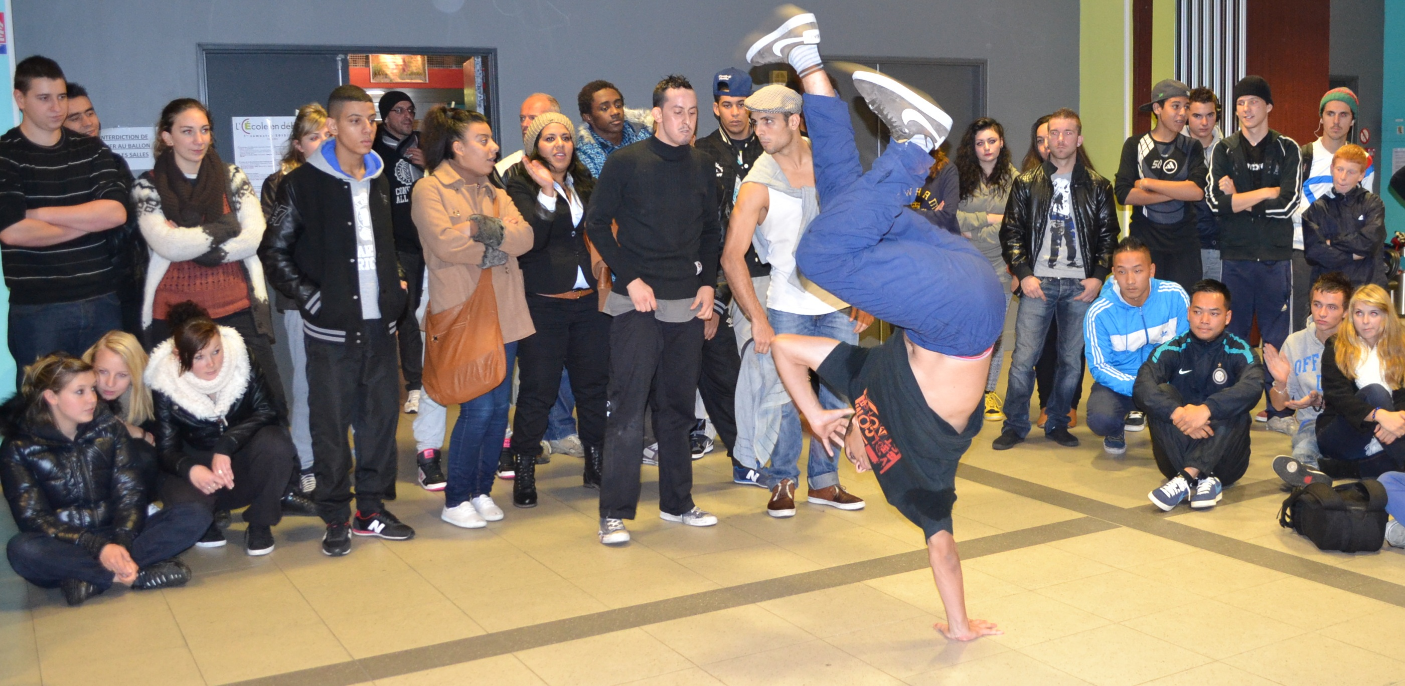 Photo of FESTIVAL HIP HOP Revivez la finale du Battle Break 1VS1 en vidéo !
