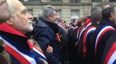 Photo of SAINT-JULIEN-LES-ROSIERS Les maires ruraux du Gard organisent un grand rassemblement