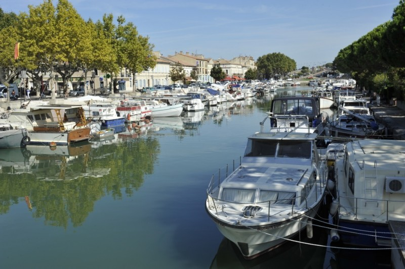 Port de Beaucaire, photo d'illustration.