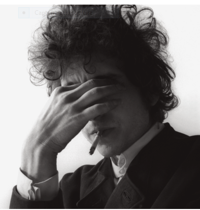 Photo of ALÈS Bob Dylan photographié par J.Schatzberg
