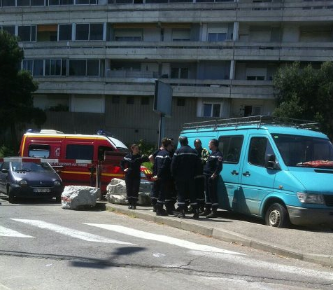 Photo of PISSEVIN. Un forcené interpellé par le GIPN de Marseille