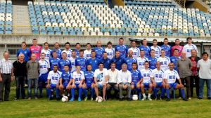La photo officielle de l'OAC, saison 2012/2013. Photo DR/OAC