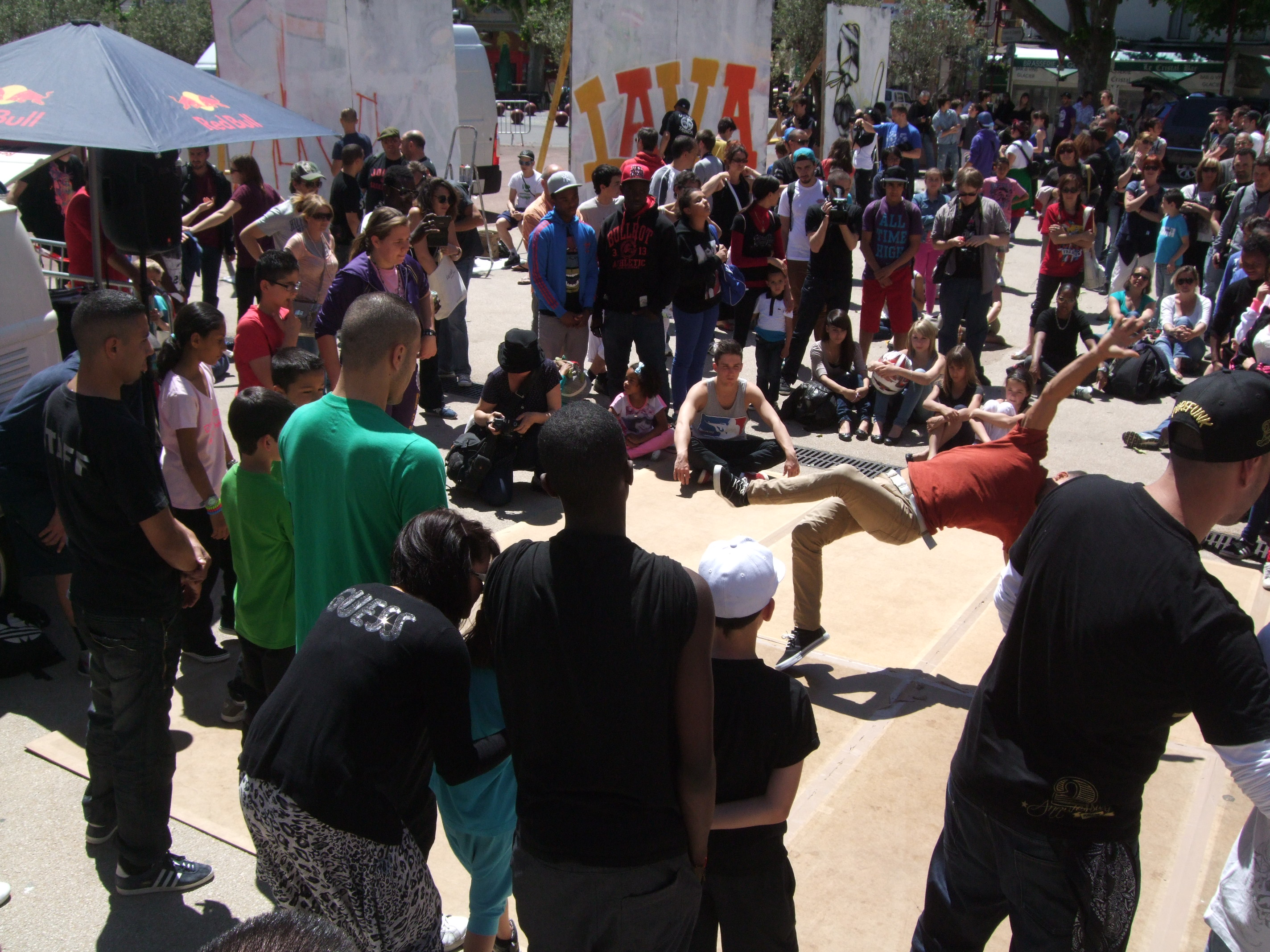 Photo of ALÈS La culture Hip Hop reprend ses droits sur la rue