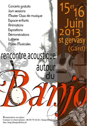 Rencontres old time