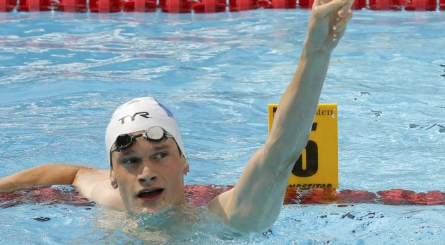 Photo of NATATION. Le Nîmois Yannick Agnel, champion du monde du 200 mètres nage libre !