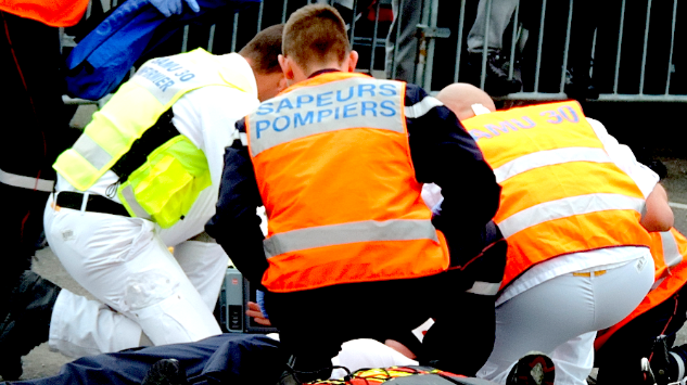 Photo of MÉJANNES-LE-CLAP Grave accident du travail à la station d'épuration