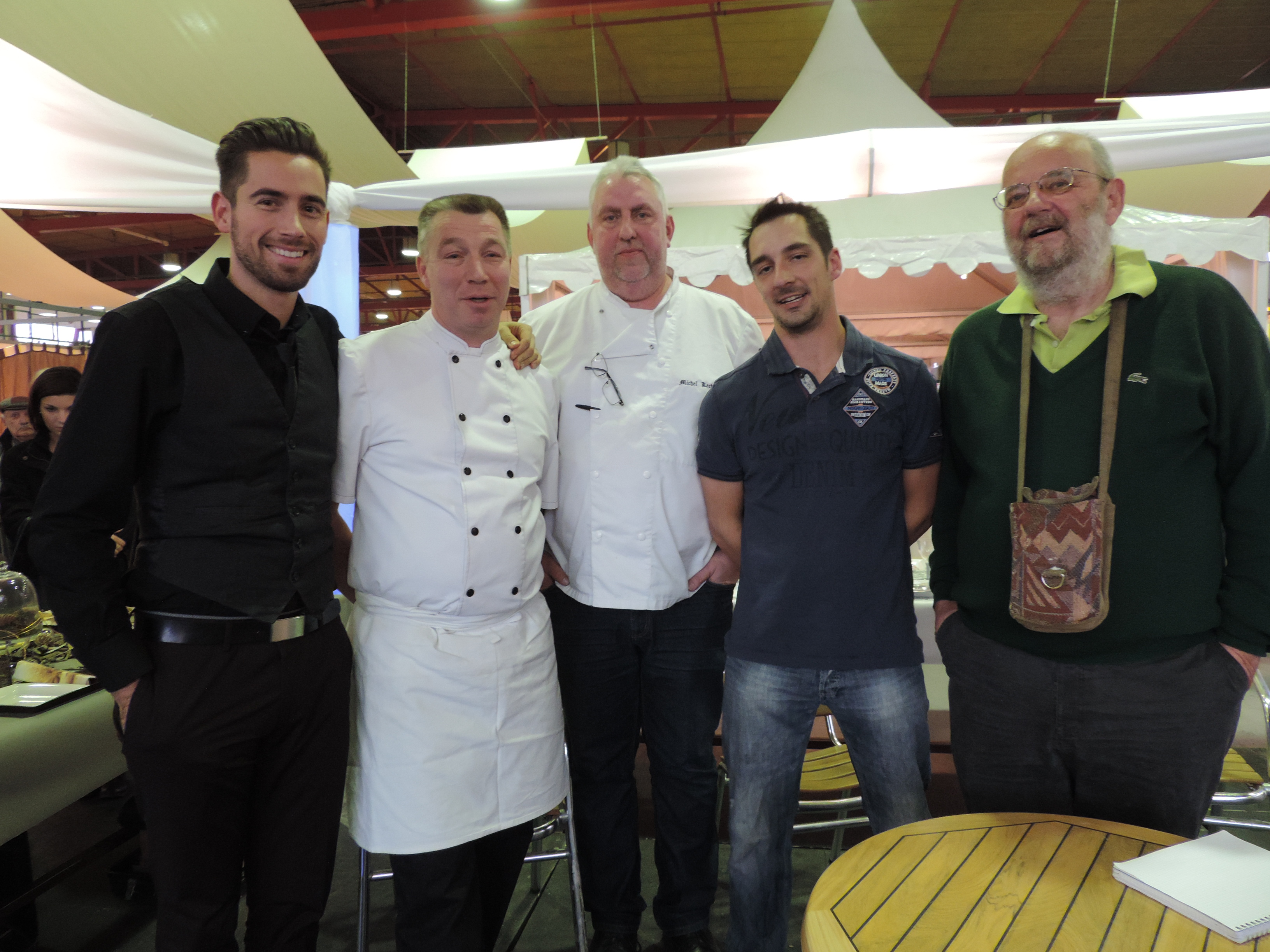 Photo of SALON MIAM Objectif Gard, le combat des chefs !