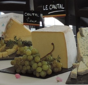 Le fromage Cantal. Photo DR/EB