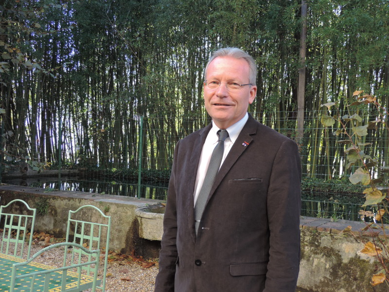 Pierre Lemaire. Photo DR/EB