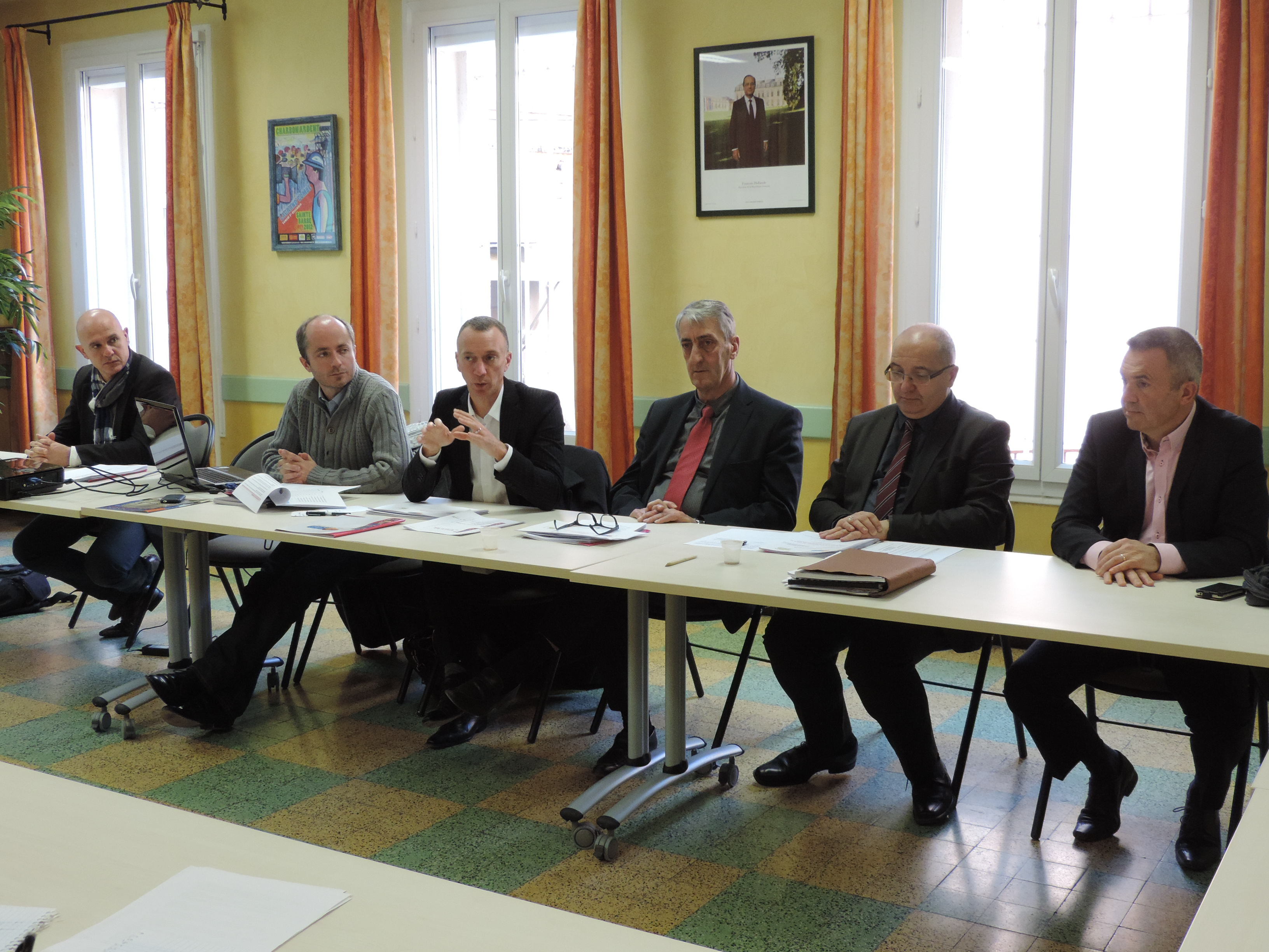 Photo of LA GRAND COMBE 13 millions d'euros seront investis dans le logement social