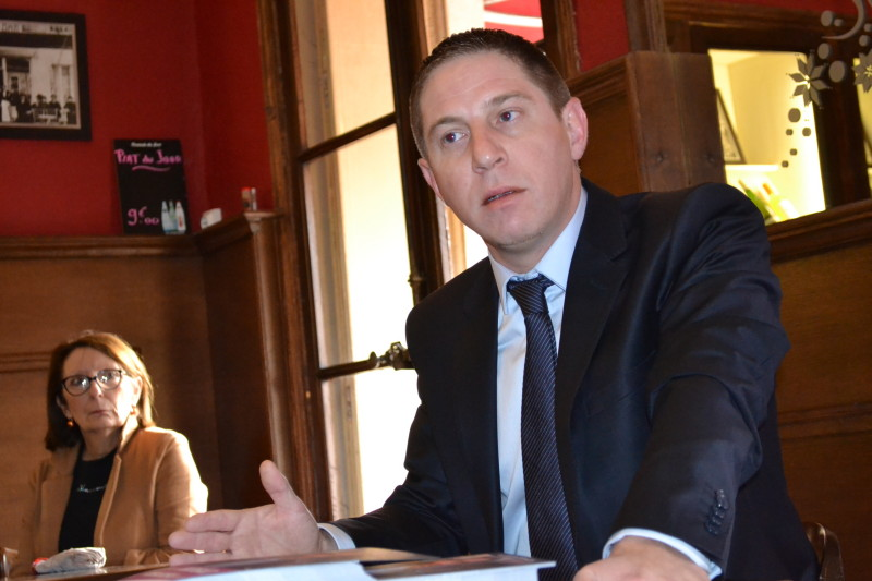 Photo of MUNICIPALES Benjamin Mathéaud mise sur « un rassemblement plus large »