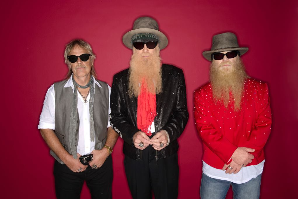 Photo of LÉGENDE Le groupe, ZZ TOP, tête d'affiche du festival de Nîmes, le 28 juin 2014 !