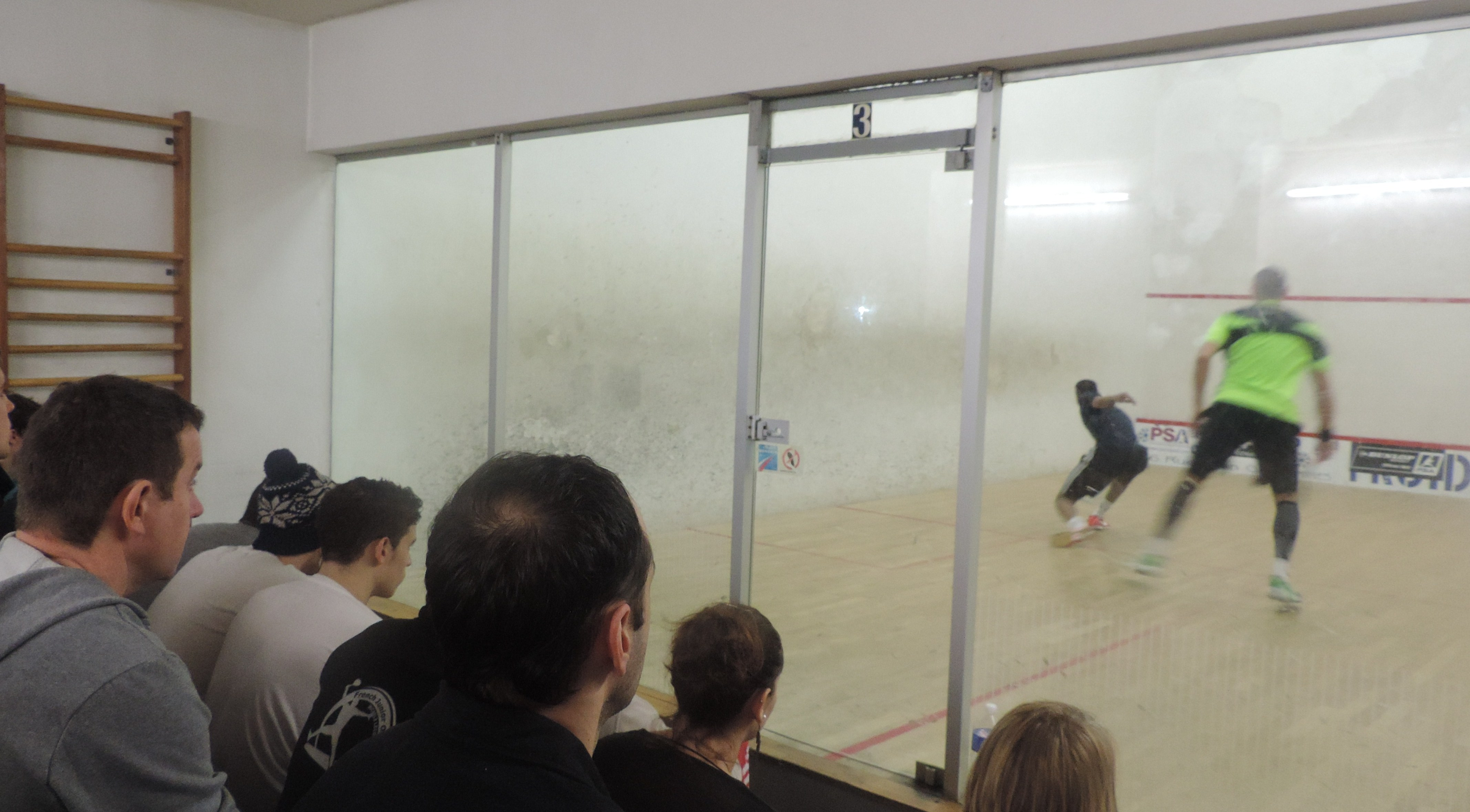 Photo of A VOS AGENDAS Du squash de haut niveau ce week-end à Nîmes