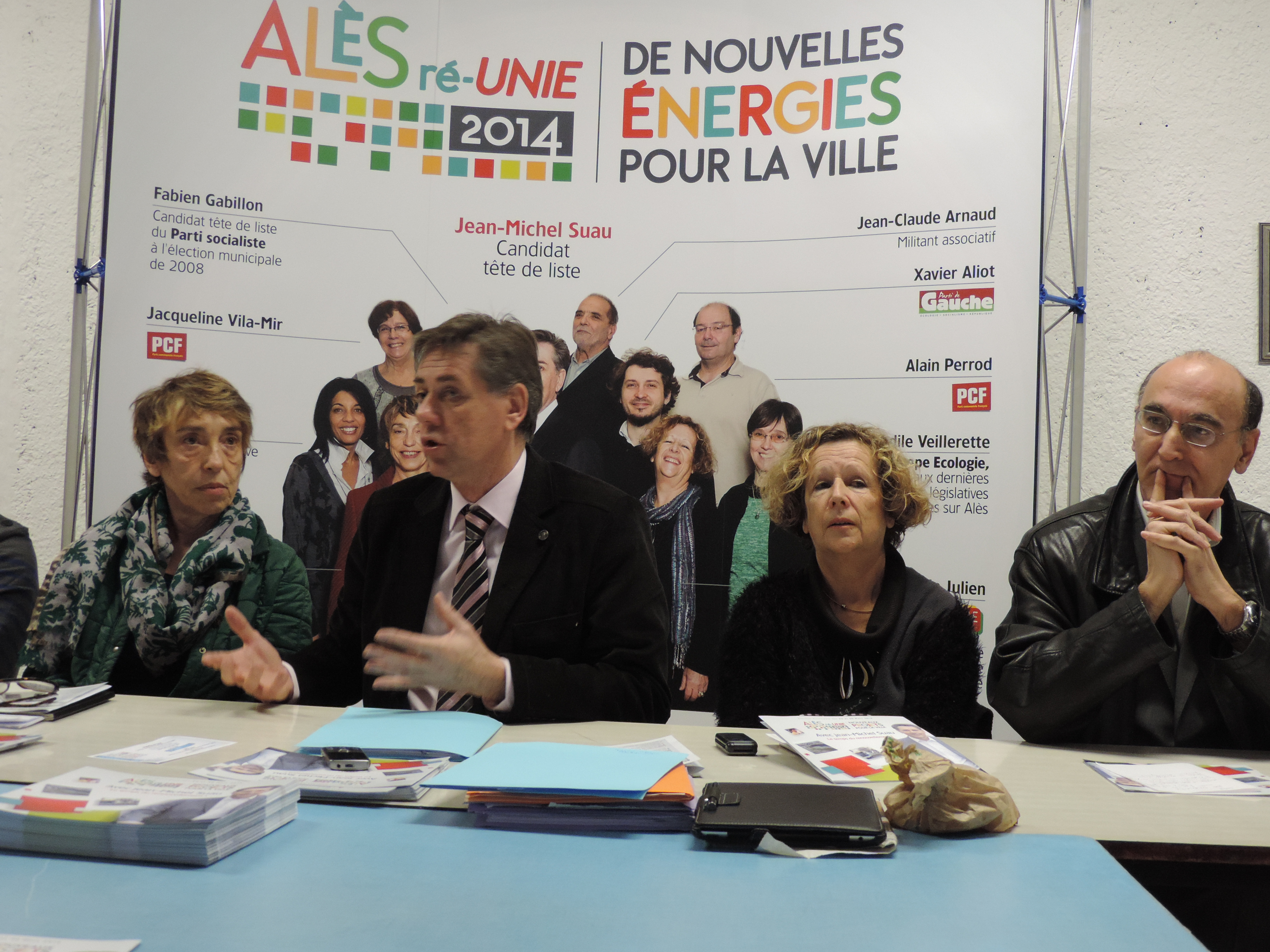 Photo of MUNICIPALES Alès Ré-Unie. Demandez le programme à gauche !