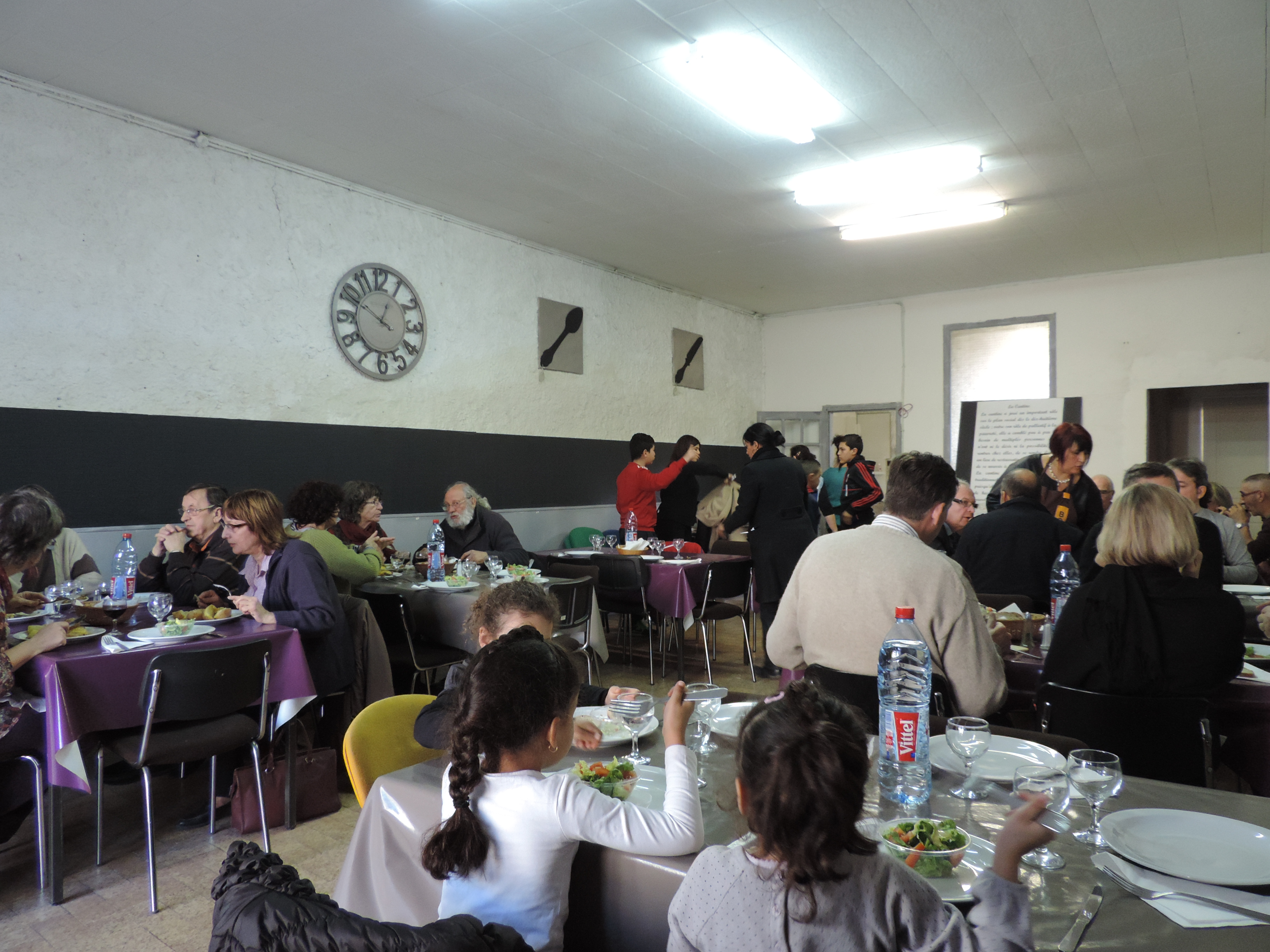 Photo of CASTILLON DU GARD 70 élèves incommodés: intoxication alimentaire à l'école?
