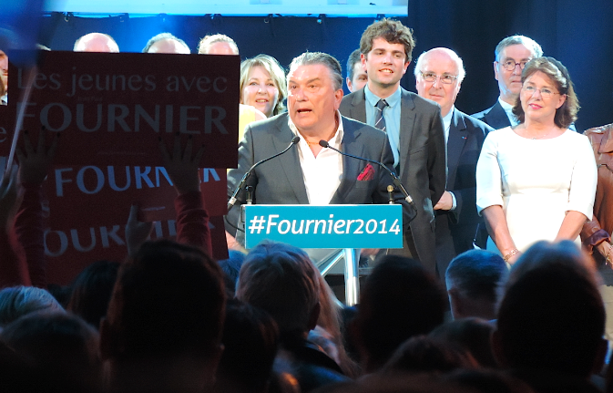 Photo of MEETING. Nîmes 2014 : Jean-Paul Fournier fait le plein aux Costières