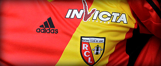 Crédit photo : site Internet du RC Lens