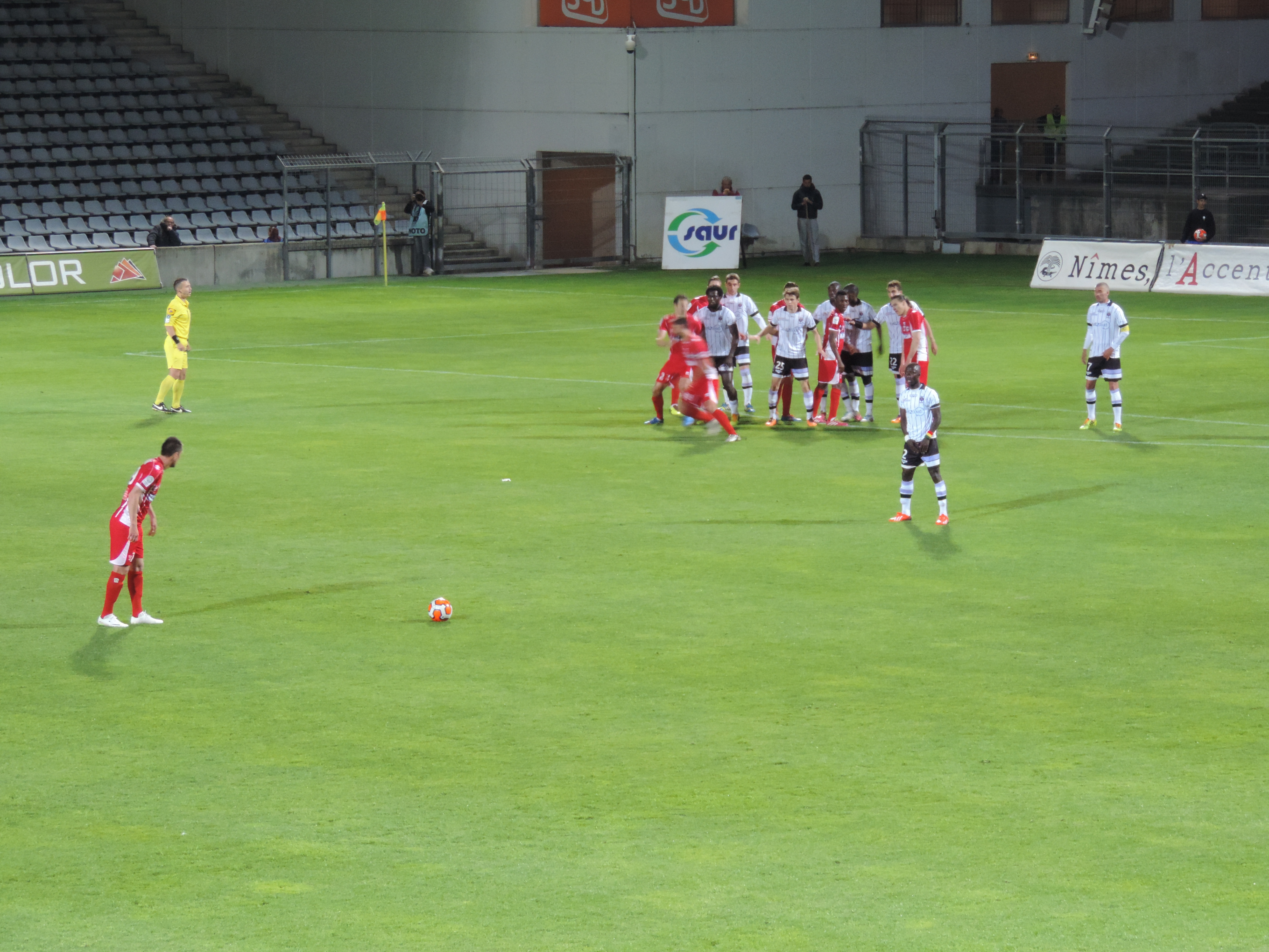 Photo of NîMES OLYMPIQUES-FC ISTRES (1-0) Toujours dans le coup !