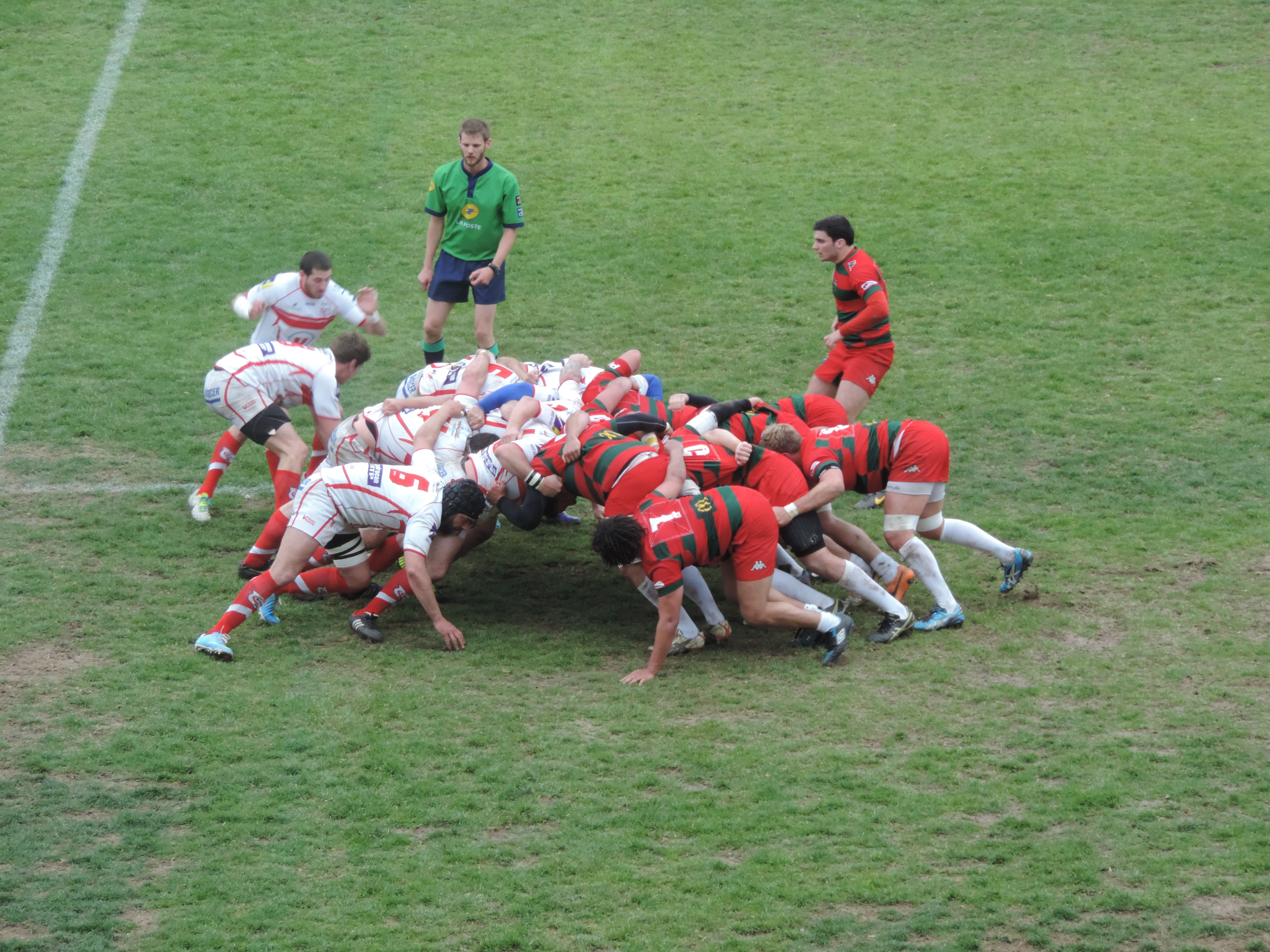 Photo of RUGBY Victoire sur le fil du RCN