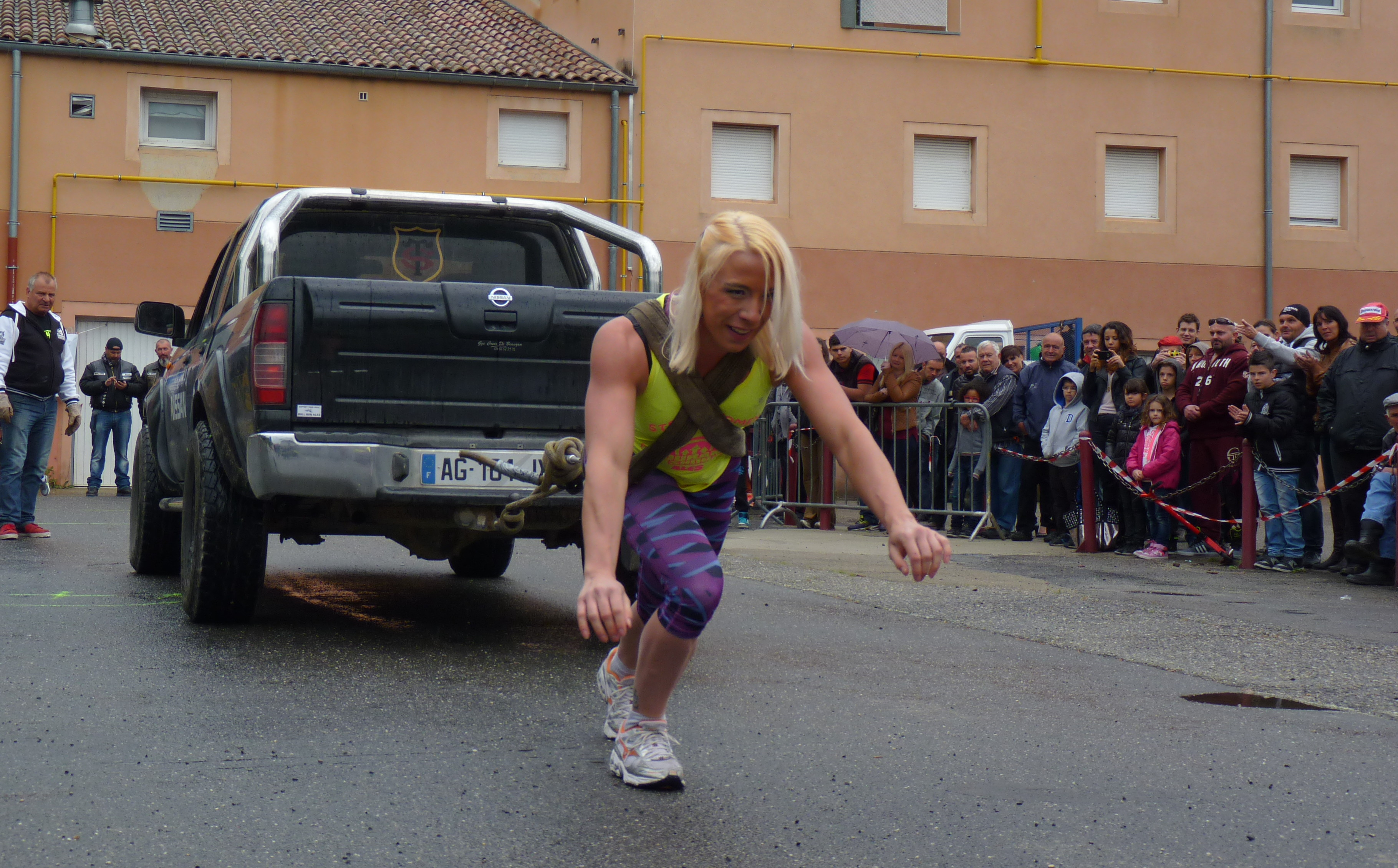 Photo of ANDUZE. Les strong-men gardois repoussent leurs performances