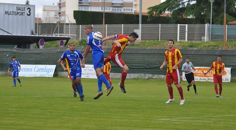 Photo of FOOTBALL Alès s'impose 2-0 en derby face à Uzès