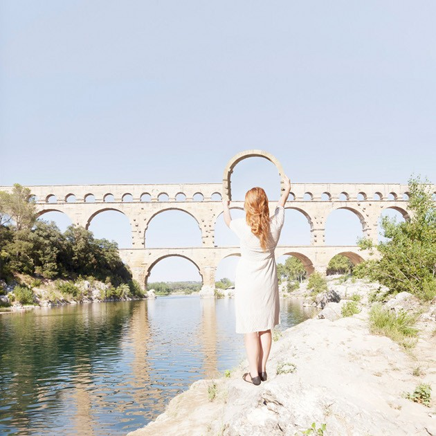 Photo of PONT-DU-GARD L'aqueduc romain s'expose dans le monde entier