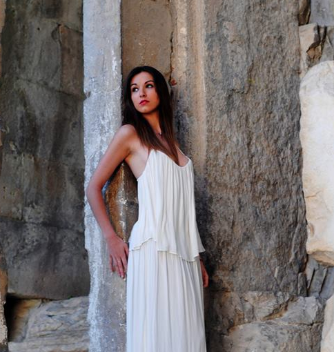 Photo of TROIS QUESTIONS Á… Marylou Cabrera, miss Beaucaire 2014