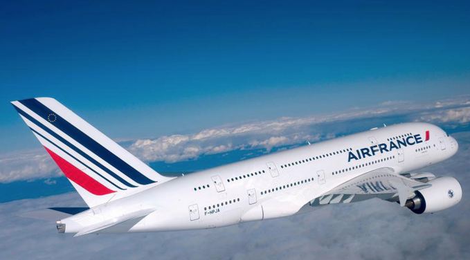 Air France Photo archive DR
