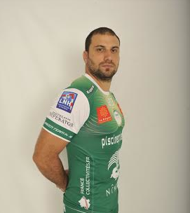 Photo of USAM Florent Ferreiro, le nouveau capitaine de la Green Team
