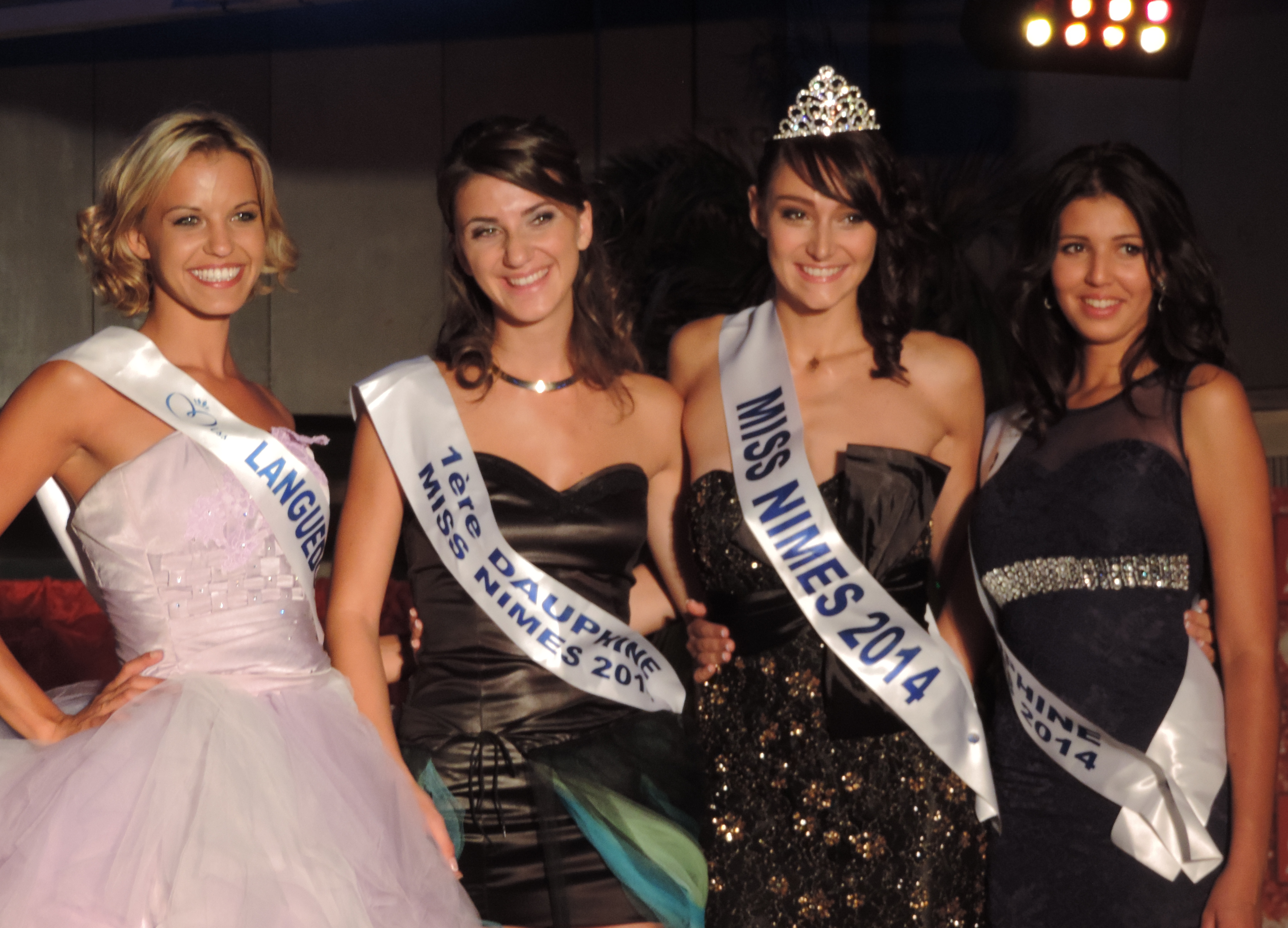 Photo of NÎMES La Miss 2014 est…?