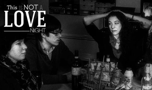 Soirée This Is Not A Love Night à Paloma (Photo Come On People)