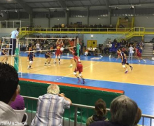 VOLLEY-BALL Alès perd sa place de leader de la Ligue B