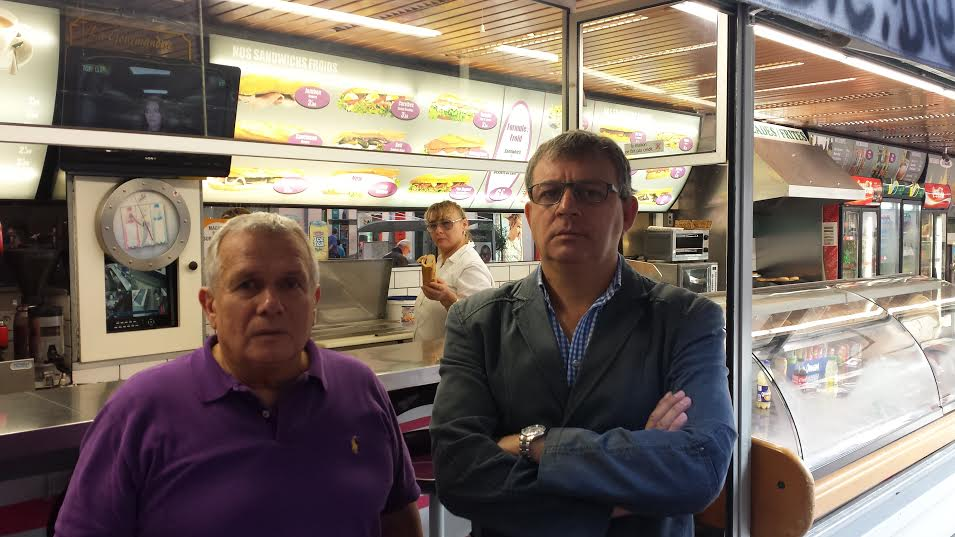 Photo of NÎMES Réhabilitation des Halles : des commerçants sur la touche