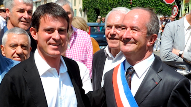 Photo of NÎMES Jean Denat se désolidarise de son ami Manuel Valls