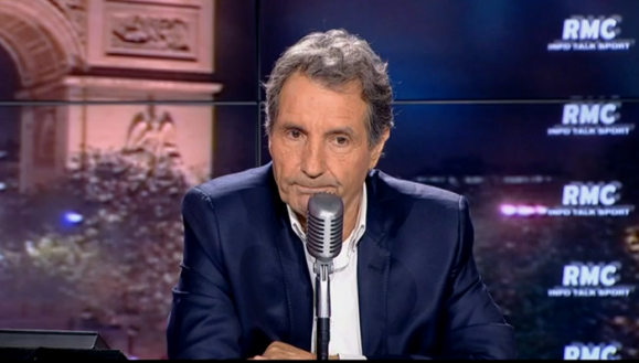 Copie Ecran Bourdin Direct ce 18/11/2014