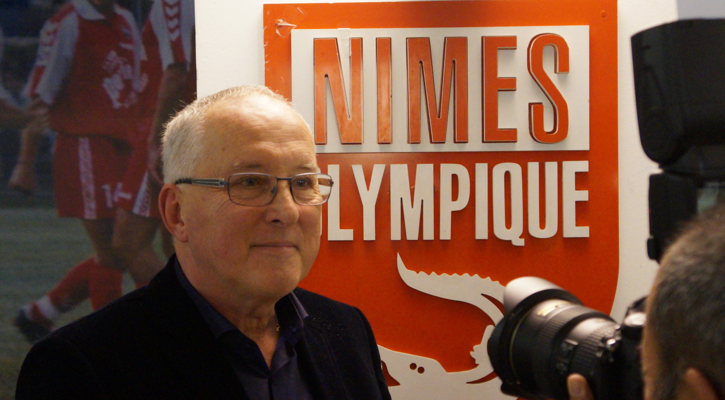 Photo of NÎMES OLYMPIQUE Christian Perdrier : « En 2015, on tourne la page »