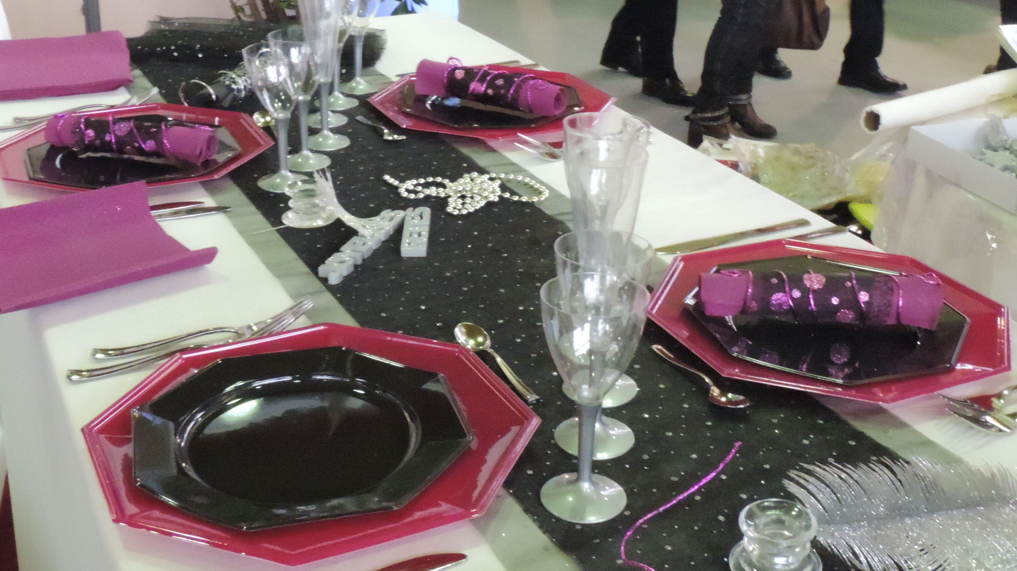 Photo of SALON MIAM La table, tout un art!