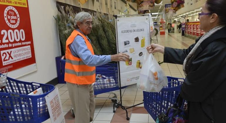 Photo of GARD La Banque alimentaire fait sa traditionnelle collecte