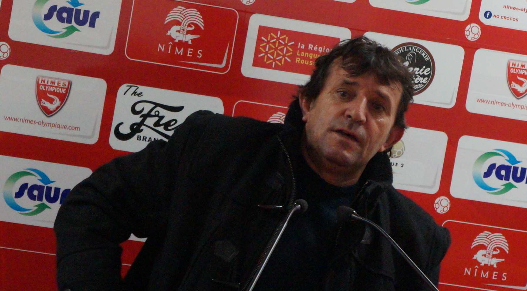 Photo of NÎMES OLYMPIQUE José Pasqualetti « Je regrette le geste de Riad Nouri »
