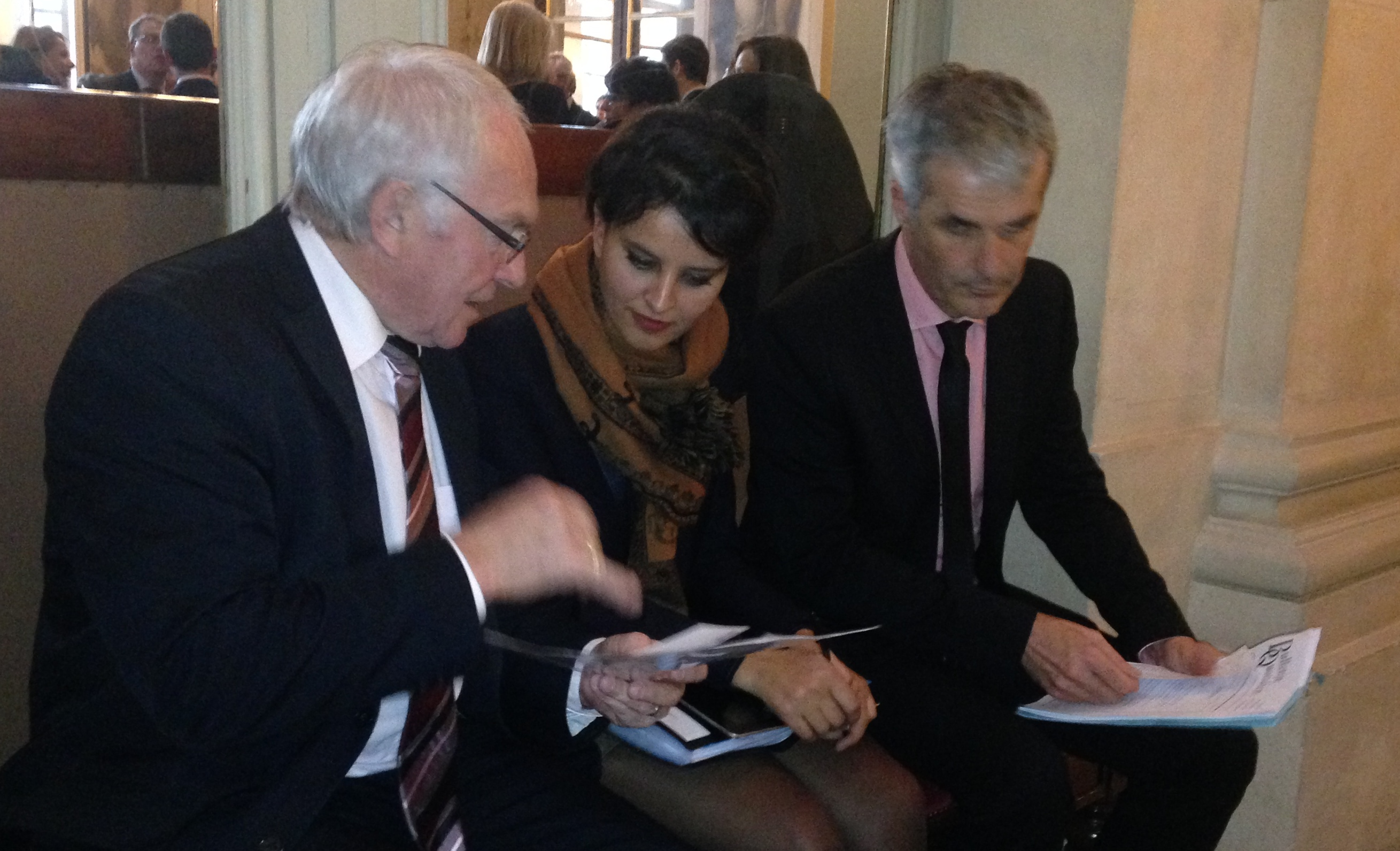 Photo of EDUCATION PRIORITAIRE Najat Vallaud-Belkacem s'engage à réexaminer le dossier de la Grand'Combe
