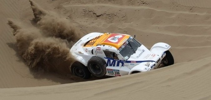 Photo of DAKAR 2017 Les Gardois en bonne position !
